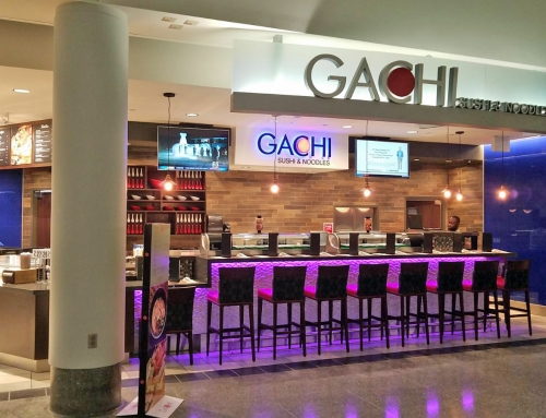 Gachi Sushi & Noodles at PHL A West